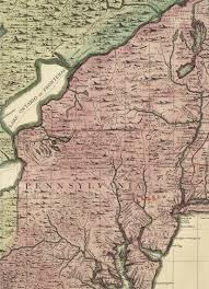 Map Of Pennsylvania And New York by Scenes From The Life Of David Zeisberger Read Online Or Download