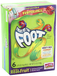 amazon com betty crocker fruit snacks fruit by the foot variety