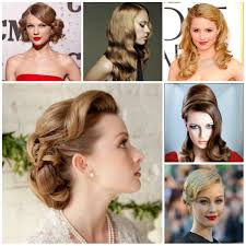 vintage hairstyles for prom 2017 new haircuts to try for 2017