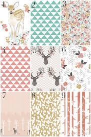 Nursery Bedding For Girls Modern by Best 25 Deer Crib Bedding Ideas On Pinterest Forest Crib