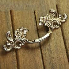 Shabby Chic Hardware shabby chic dresser pull drawer pulls door handles antique silver