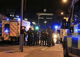 The Manchester Foyer Manchester Bombing Terrorist Salman Abedi Made U0027a Practice Run