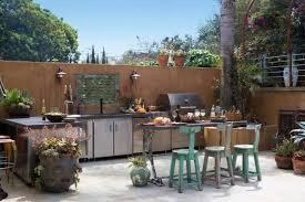 Outside Kitchen Design Ideas 25 Brilliant Ideas For Outdoor Kitchen Designs Build Remodel
