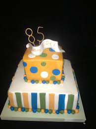 85th birthday cake design tier cakes for all occasions