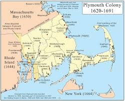 New England Maps by Puritan New England Plymouth Article Khan Academy