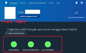 cara membuat akun paypal via android amirz123 information about indonesia s e commerce