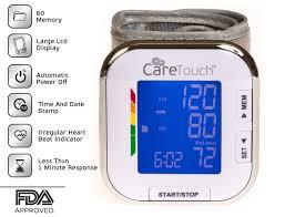 amazon com blood pressure monitors health u0026 household manual