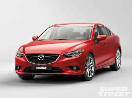 mazda 6 or mazda 3 mazda3 skyactiv technology super street magazine