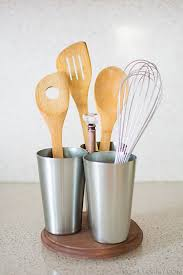 kitchen utensil holder ideas best 25 kitchen utensil holder ideas on kitchen rotating