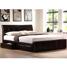 twin bed frame with storage canada pallet drawers plans