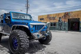 starwood jeep blue jeep roco 4 4 klutch off road