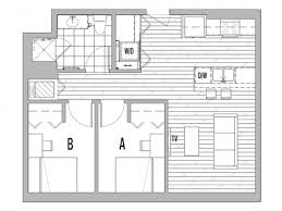 bedroom floor plans 1 4 bed apartments here kansas