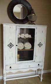 diy projects and ideas for the home antique hutch hutch redo
