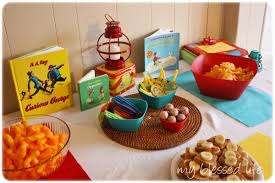 curious george party ideas curious george birthday party