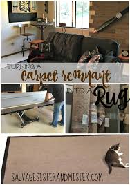 remnant rugs room reveal carpet remnant into rug salvage and mister