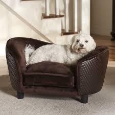 sofa fã r hunde leder hundekissen hundebett design sofa für ihren hund schöne