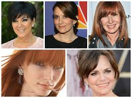 bangs make you look younger simple hair tips to make you look younger hair world magazine