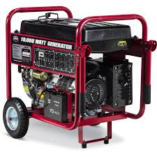 allpower 10 000w portable generator with electric start apgg10000