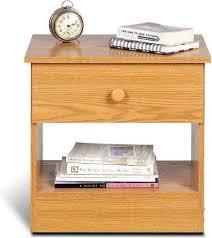 oak nightstands easy home concepts