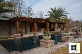 completed projects lafayette la backyard builders