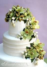 Wedding Cake Green Wedding Cakes For Fall Tea Green Chandelier