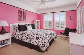 Stylish Black And Pink Bedroom Ideas Bedroom Ideas On Pinterest - Girls bedroom ideas pink and black