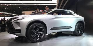 mitsubishi supercar concept mitsubishi e evolution concept revealed in tokyo photos 1 of 9