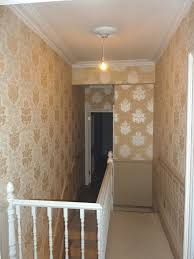 Stairway Landing Decorating Ideas by My Victorian Terrace Refurb Hallway Decorating Ideas