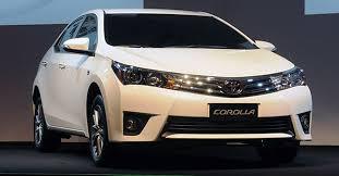 novo toyota corolla 2015 toyota lança novo corolla como modelo 2015 e preço inicial de r