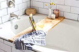 Bathtub Book Tray A Quick And Easy Diy Bathtub Tray Tutorial November 2017