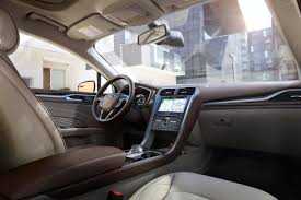 2017 ford fusion sedan striking design features ford com