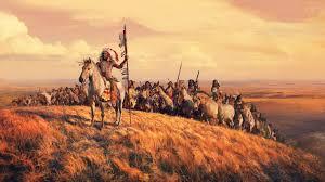 download native american warrior wallpaper gallery