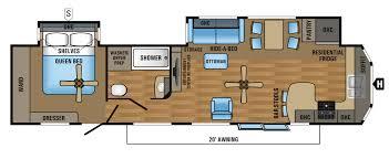 2017 jay flight bungalow travel trailer floorplans u0026 prices