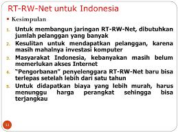 pengalaman membuat rt rw net rt rw net untuk indonesia ppt download