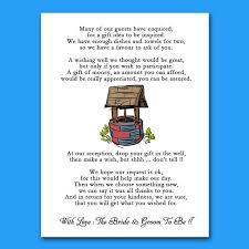 wedding wishes honeymoon wishing well wedding honeymoon money voucher request poem