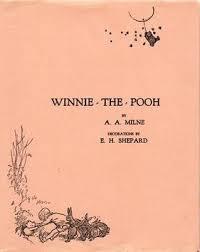 winnie pooh book