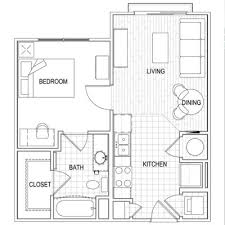 Amway Center Floor Plan University House Central Florida Apartments Orlando
