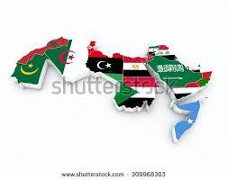 arab map arab map stock images royalty free images vectors