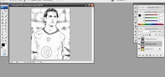 how to create a rough sketch effect in adobe photoshop photoshop
