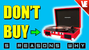 Record record player crosley top 5 reasons not to buy youtube