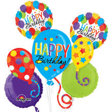 balloon delivery portland or birthday balloon bash bouquet of balloons portland balloon delivery