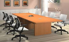 Custom Boardroom Tables Rectangular Shaped Conference Tables