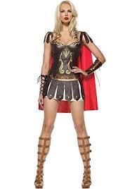 Halloween Princess Costumes Adults Amazon Warrior Princess Halloween Costume Size Medium