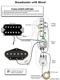 telecaster wiring diagram tech info pinterest electronic