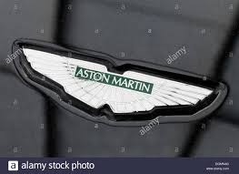 logo aston martin aston martin logo on the hood british car brand for sports cars