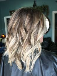 highlights vs ombre style beautiful long hairstyle balayage hair coloring and hair style