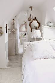 179 best dreamy bedrooms images on pinterest bedrooms shabby heavens rose cottage i love the all white decor and the gilded mirror