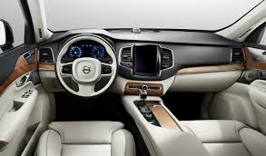 volvo hatchback interior the all new volvo xc90 volvo cars u0027 most luxurious interior ever