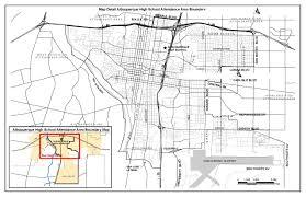 Albuquerque Map High Schools U2014 Albuquerque Public Schools