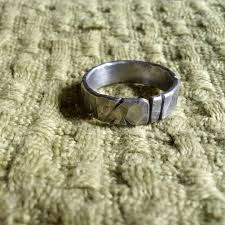 just men rings 17 best pewter jewelry images on wedding bands copper